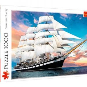 Puzzle 1000 piezas Crucero