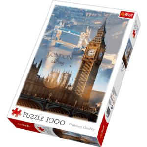 Puzzle 1000 piezas Amanecer en Londres