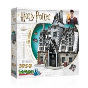 Puzzle 3D Harry Potter – Las Tres Escobas