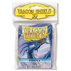 Funda Standard Dragon Shield Purpura (50)