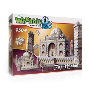 Puzzle 3d Taj Mahal 950 piezas