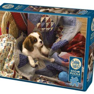 Puzzle 500 piezas Laundry Day