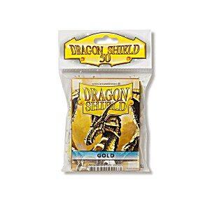 Funda Standard Dragon Shield Gold (50)