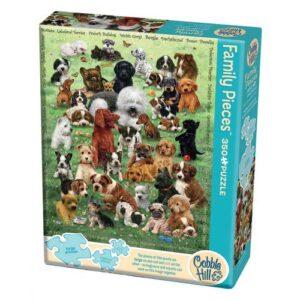 Puzzle 350 piezas Puppy Love