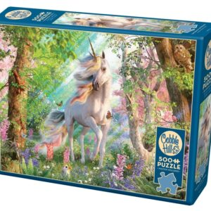 Puzzle 500 piezas Unicorn in the Woods