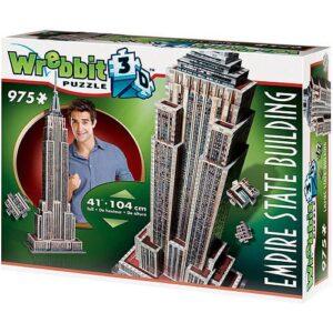Puzzle 3d Empire State 975 piezas