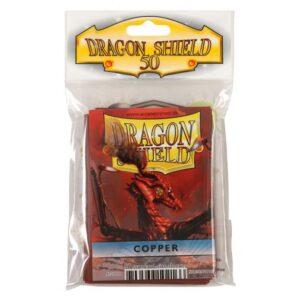 Funda Standard Dragon Shield Copper (50)