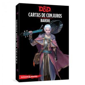 D&D Cartas de conjuro Bardo