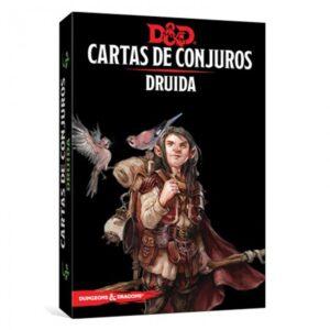 D&D Cartas de conjuros Druida