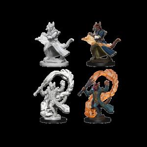 D&D Miniatura Tiefling Sorcerer Male