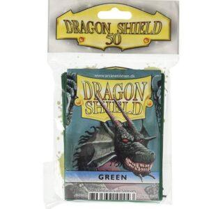Funda Standard Dragon Shield Verde (50)