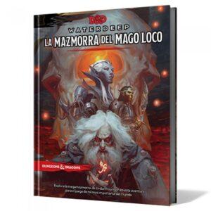 D&D Waterdeep: La mazmorra del mago loco