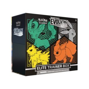 Elite Trainer Box Pokemon Evolving Skies