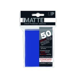 Protector Ultra Pro standard Pro Matte Color Azul