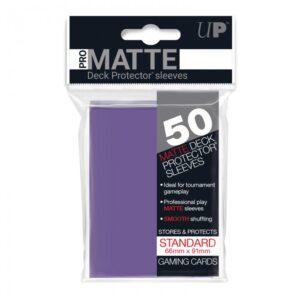 Protector Ultra Pro standard Pro Matte Color Morado