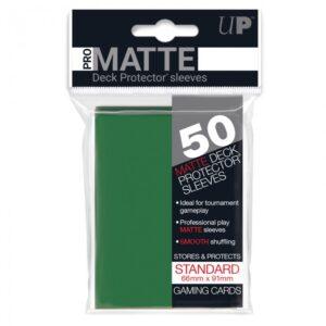 Protector Ultra Pro standard Pro Matte Color Verde
