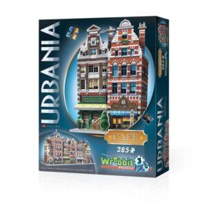 Puzzle Urbania Cafe 285 Piezas