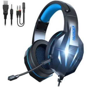 Headphone Erxung J5 Azul