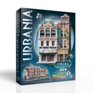 Puzzle Urbania Cinema 300 Piezas