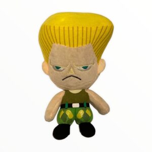Peluche mini Guille Street fighter