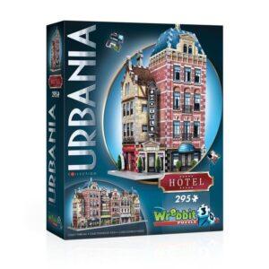 Puzzle Urbania Hotel 295 Piezas