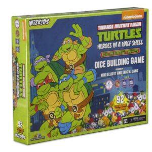 Juego de mesa Tortugas Ninja