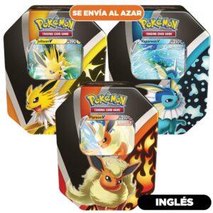 Cartas Pokémon: Eevee Evolutions Tin (FALL 2021 TIN) Ingles