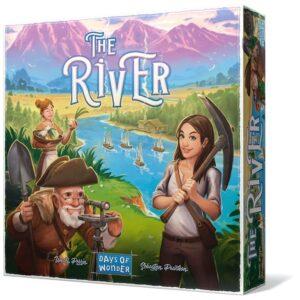 Juego de mesa The river