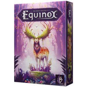 Juego de mesa Equinox (Versión Morada)