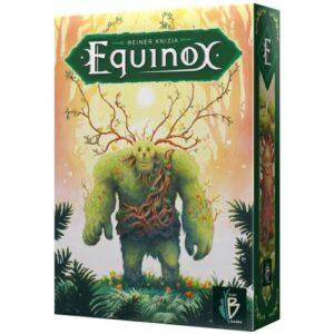 Juego de mesa Equinox (Versión Verde)