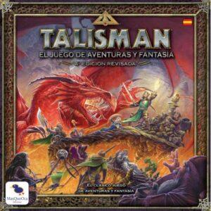 Talismán: El juego de aventuras y fantasía